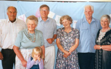 Family of Harold and Margaret Salmon